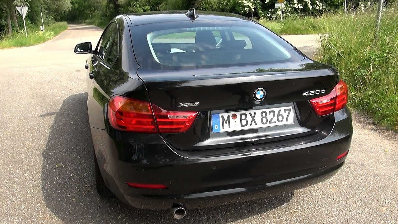 2015 bmw 420d gran coupe xdrive 184 hp test drive youtube. Black Bedroom Furniture Sets. Home Design Ideas