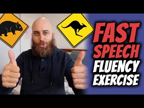 FAST ENGLISH Connected Speech Exercise | Greetings & Goodbyes In English