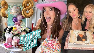 my birthday vlog + what i got for my bday!!