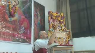 Смотреть видео 2014 09 02 2 вечер, Шриман Враджанатх Прабху, Санкт Петербург онлайн