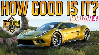 Forza Horizon 4: Fortune Island Expansion Review