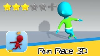 Run Race 3D - Good Job Games - Day4 Walkthrough Super Cool Recommend index three stars