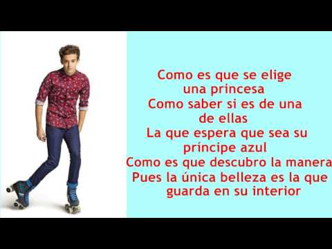 Matteo - Princesa (Letra) - Soy Luna