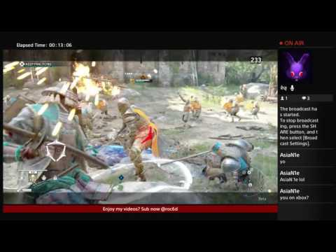 For Honor Beta | PS4 Gameplay & Code Giveaway