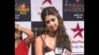 Red Carpet of Star Parivaar Awards 2013 Part-7