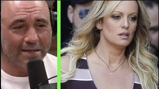 Joe Rogan - Stormy Daniels is Doing Stand-up Comedy