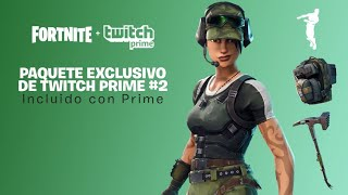 FORTNITE❤GET THE SKIN OF TWITCH PRIME FOR FREE! PC PSN BOX SWITCH☠