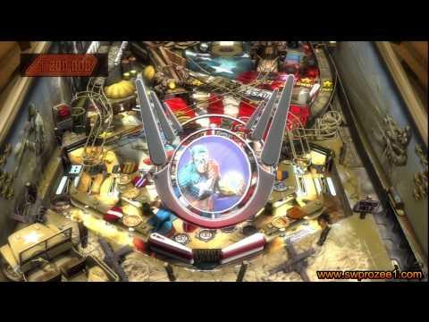 Zen Pinball 2: Captain America
