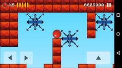 Bounce original level 7 walkthrough