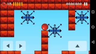 Bounce original level 7 walkthrough