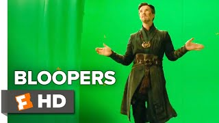 Avengers: Infinity War Bloopers #2 (2018) | Movieclips Extras