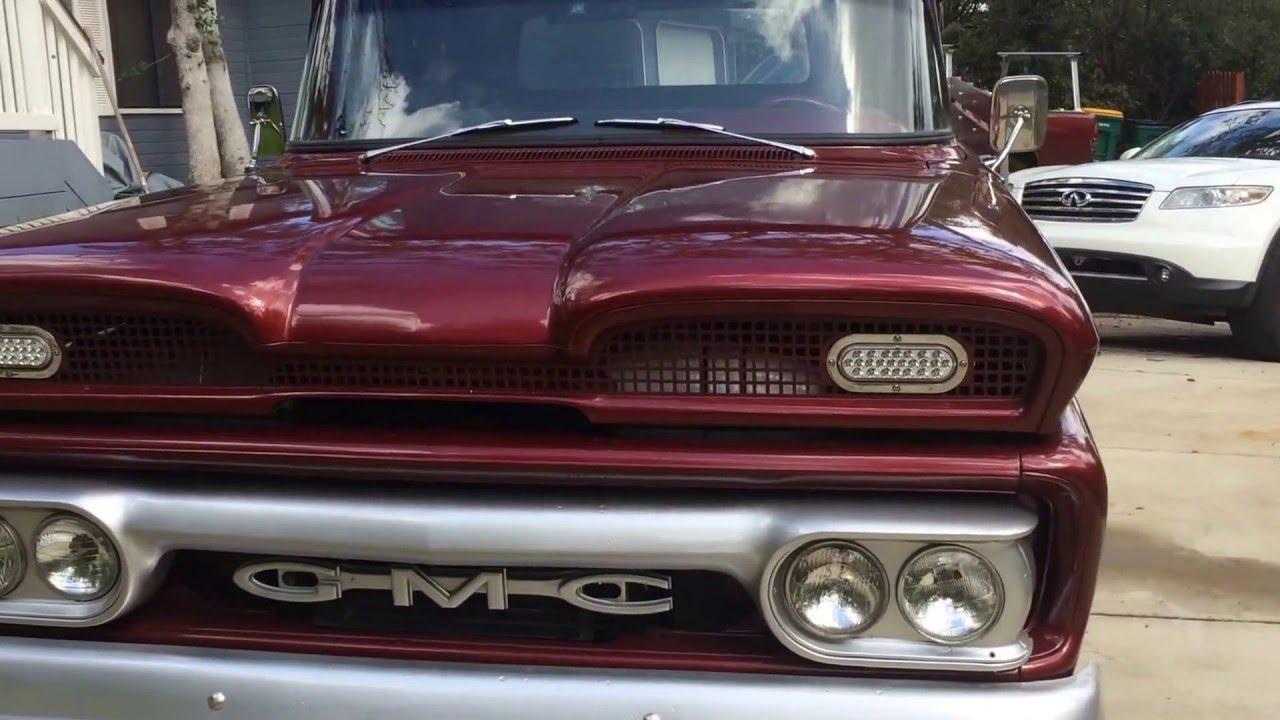 1960 Gmc Turbo Diesel Youtube