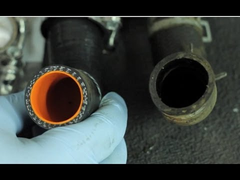 How To Install 1990-1993 Mazda Miata Silicone Hose Kit - YouTube