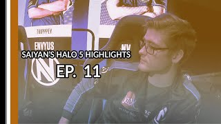 (For the Highlights) Saiyan's Halo 5 Highlights Ep. 11
