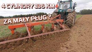 🔴Miałem ciągnik Pronar i pług 5 skibowy Kupiłem nowy traktor 136 KM - Czy zrobiłem dobrze?   Opinia