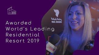 World's Leading Residential Resort | World Travel Awards 2019
