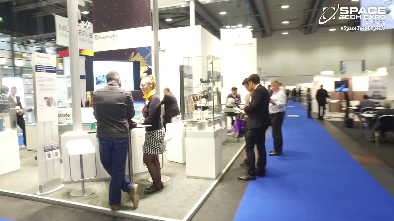 Space Tech Expo Europe - The Show in One Go!