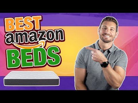 Best Mattress On Amazon | Top 4 Bed Reviews (COMPLETE GUIDE)