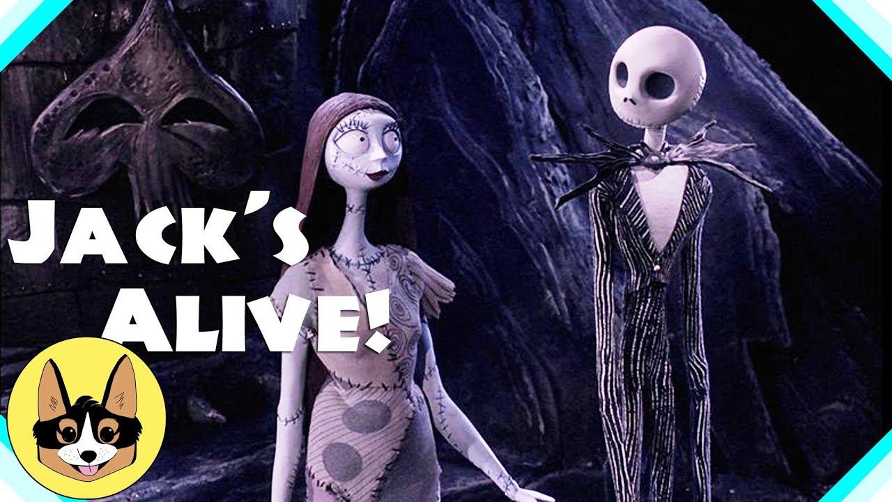 Nightmare Before Christmas Theory - Jack Skellington is Alive! - YouTube