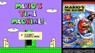 『Mario's Time Machine』(マリオズ タイムマシーン)は、1993年に日本...