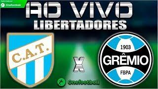 Atlético Tucumán 0x2 Grêmio   Libertadores 2018   Quartas de Final   18/09/2018