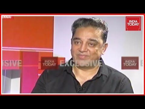 Exclusive : Kamal Haasan Confirms Political Entry To India Today