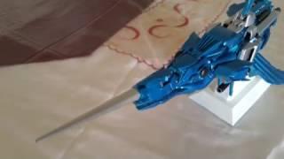 Blue Marlin Zoid (Underwater High Speed Zoid Model Kit)