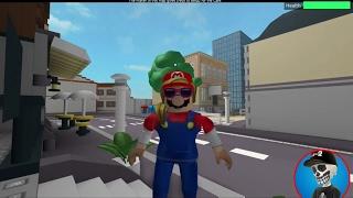 Roblox (R15) Super Mario Odyssey