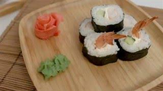 Доставка суши в Омске - Японский домик. Приготовление ролла Скорпион(Оформить заказ: http://yapdomik.ru/catalog/nabory/, 2016-05-19T08:39:11.000Z)