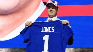 Phil Simms: Daniel Jones Will Get Playing Time If Giants Think They Are Out Of It | NFL