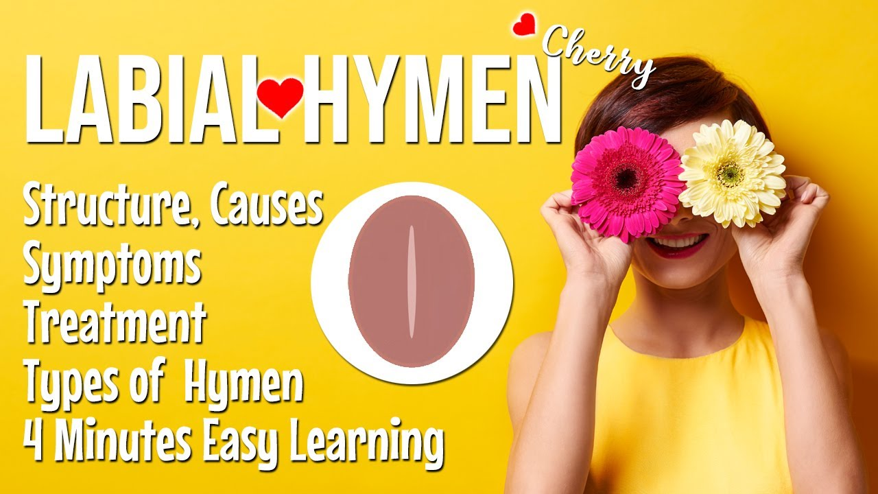 Labial Hymen Rare types of hymen, Structure, Symptoms, Diagnosis, Treatment | Reproductive system