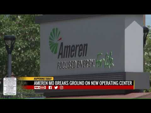Ameren Missouri To Break Grounds On Operating Center In North St. Louis