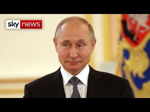 Vladimir Putin: 20 years in power - what happens next?