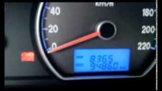 Расход Hyundai Elantra HD (J4) 1.6 механика(, 2014-02-12T20:35:35.000Z)