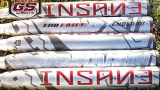 gs sports exclusive 2015 demarini insan3 slowpitch softball bat bp session page 1 3 15