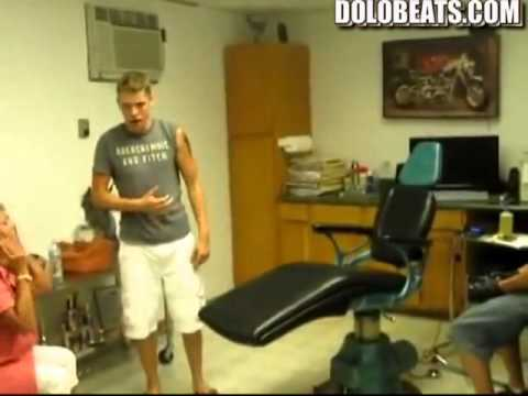 Boy Freaks Out Getting His 1st Tattoo