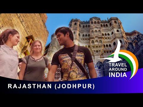 RAJASTHAN TRAVEL VIDEO DIARY (Day1) -  Jodhpur