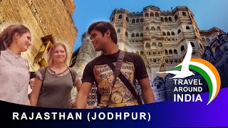 RAJASTHAN TRAVEL VIDEO DIARY (Day1) -  Jodhpur