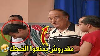 """""""يارب تنجح يا تتح"""" ابداع هنيدي علي المسرح اجبر كل من يقف امامه علي الضحك😂"""