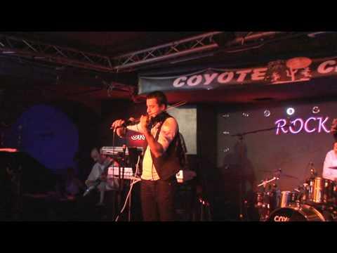 Daniel Lazar Band - Russian violin medley (live @ Coyote Cafe)