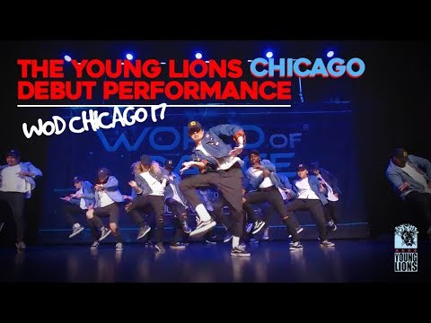 The Young Lions CHICAGO | WOD CHICAGO
