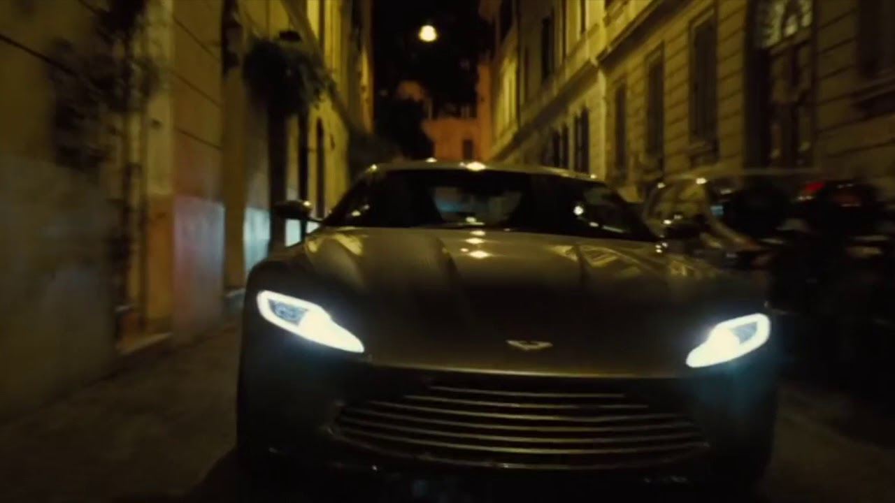 007 james bond spectre car chase edited for more tension - youtube