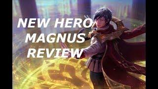 NEW HERO MAGNUS REVIEW! - Vainglory 5v5