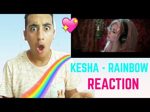 KESHA - RAINBOW (OFFICIAL VIDEO)  |REACTION.|