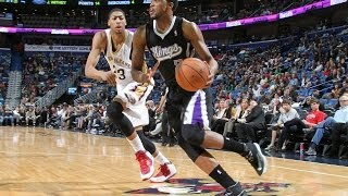 Rudy Gay Drops Career High 41 Points on the Pelicans