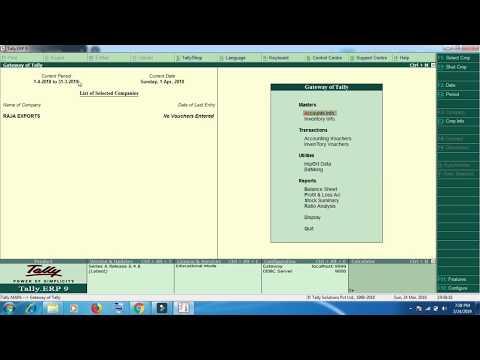 எளிமையான-தமிழில்-tally-tutorial-for-beginners-in-tamil- -introduction-company-creation-tech-godown