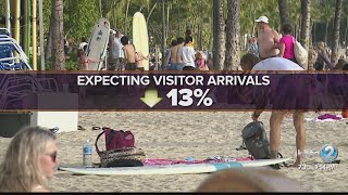 New Study Predicts Major Impacts To Hawaii's Tourism Industry