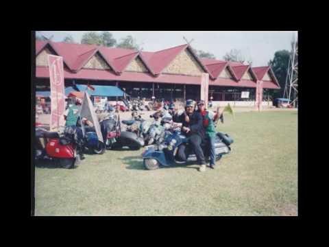 Touring vespa Bengkulu-Jambi