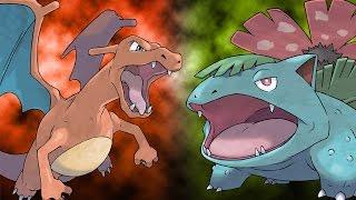 Vídeo Pokémon Verde Hoja & Rojo Fuego