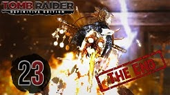 Tomb Raider Lets Play Deutsch Part #23 Himiko's Ende! [ENDE]